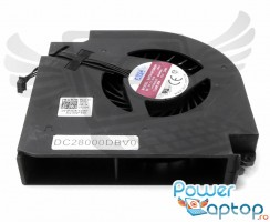 Cooler laptop Dell  ZB0508PHV1-6A. Ventilator procesor Dell  ZB0508PHV1-6A. Sistem racire laptop Dell  ZB0508PHV1-6A