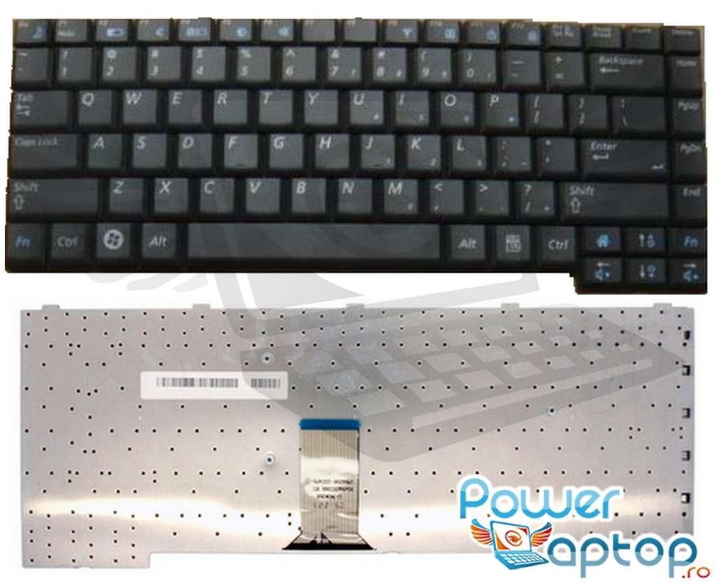 Tastatura Samsung R40 imagine powerlaptop.ro 2021