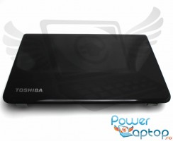 Carcasa Display Toshiba Satellite L50-A-series. Cover Display Toshiba Satellite L50-A-series. Capac Display Toshiba Satellite L50-A-series Neagra