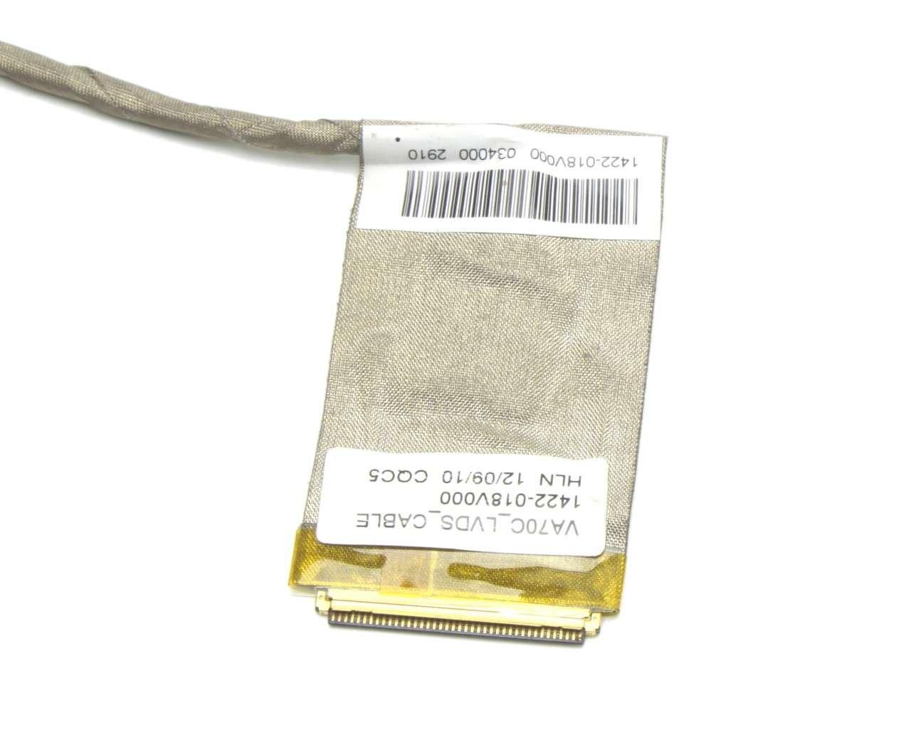 Cablu video LVDS Packard Bell Easynote LV44HC imagine powerlaptop.ro 2021