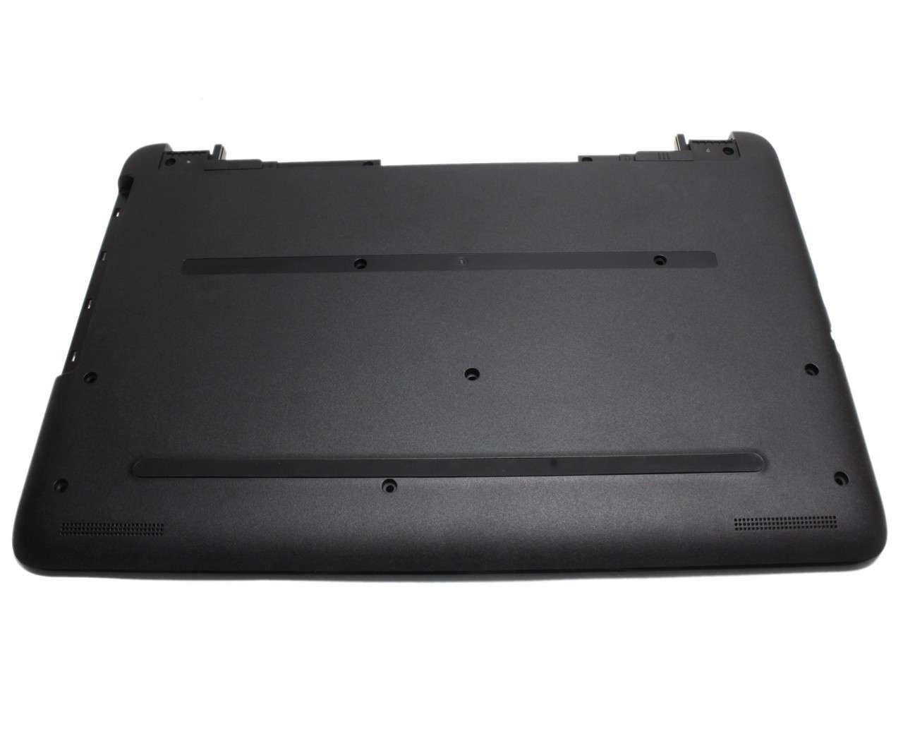 Bottom Case HP 15-AC Carcasa Inferioara Neagra imagine powerlaptop.ro 2021