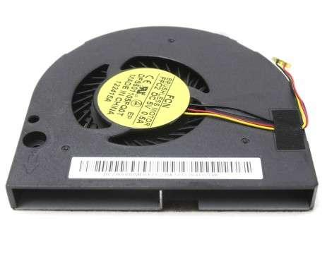 Cooler laptop Acer Aspire E1 570G. Ventilator procesor Acer Aspire E1 570G. Sistem racire laptop Acer Aspire E1 570G