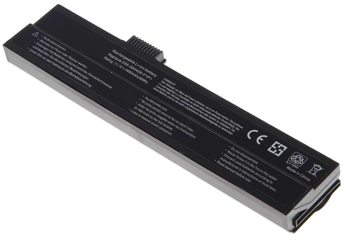 Baterie Uniwill UN255 imagine powerlaptop.ro 2021