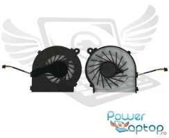 Cooler laptop HP Pavilion G6-1000. Ventilator procesor HP Pavilion G6-1000  . Sistem racire laptop HP Pavilion G6-1000