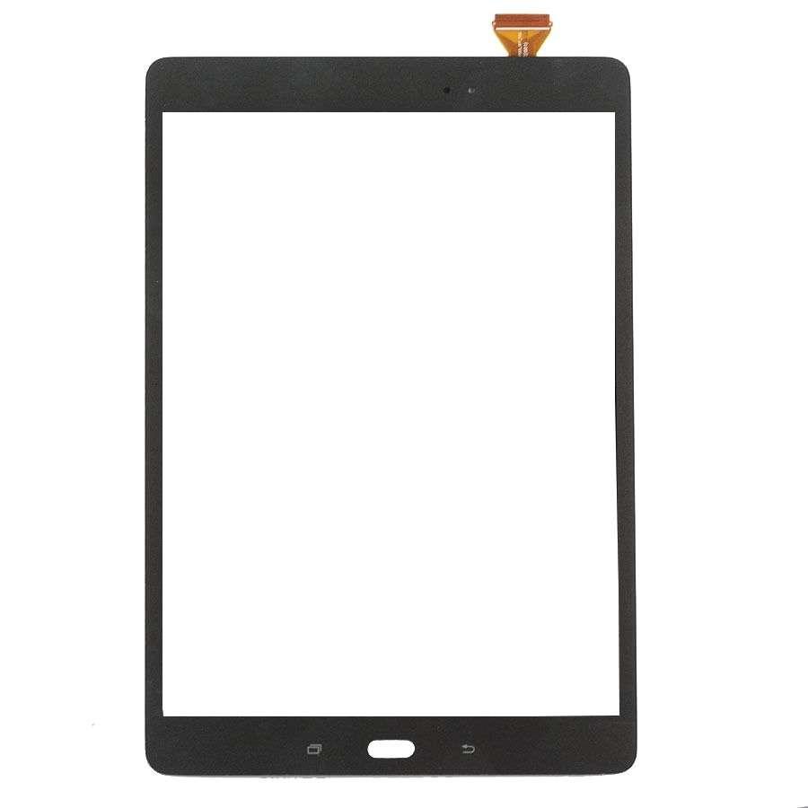 Touchscreen Digitizer Samsung Galaxy Tab A 9.7 T550 Gri Grey Geam Sticla Tableta imagine powerlaptop.ro 2021