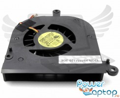 Cooler laptop Dell  DFS551305MC0T. Ventilator procesor Dell  DFS551305MC0T. Sistem racire laptop Dell  DFS551305MC0T