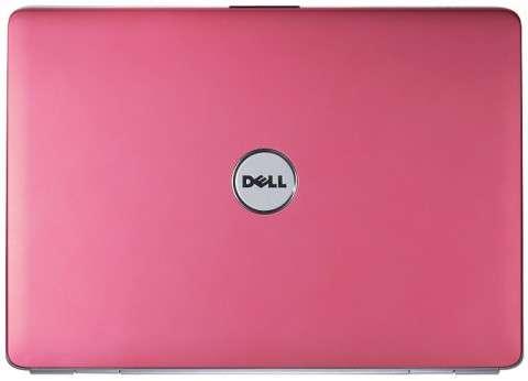 Capac Display BackCover Dell Inspiron 1525 Carcasa Display Pink / Roz
