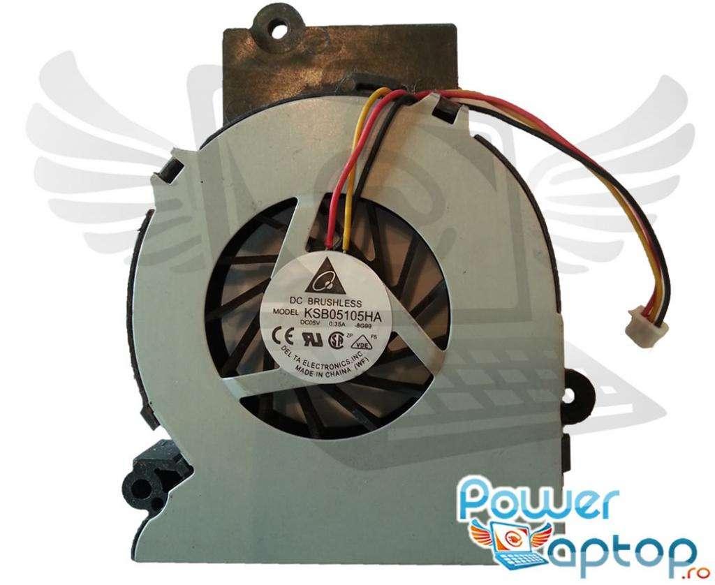 Cooler laptop Fujitsu Siemens KSB05105HA imagine powerlaptop.ro 2021