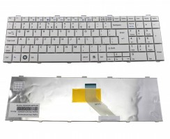 Tastatura Fujitsu Lifebook A531 alba. Keyboard Fujitsu Lifebook A531 alba. Tastaturi laptop Fujitsu Lifebook A531 alba. Tastatura notebook Fujitsu Lifebook A531 alba