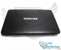 Carcasa Display Toshiba  V000270400. Cover Display Toshiba  V000270400. Capac Display Toshiba  V000270400 Neagra