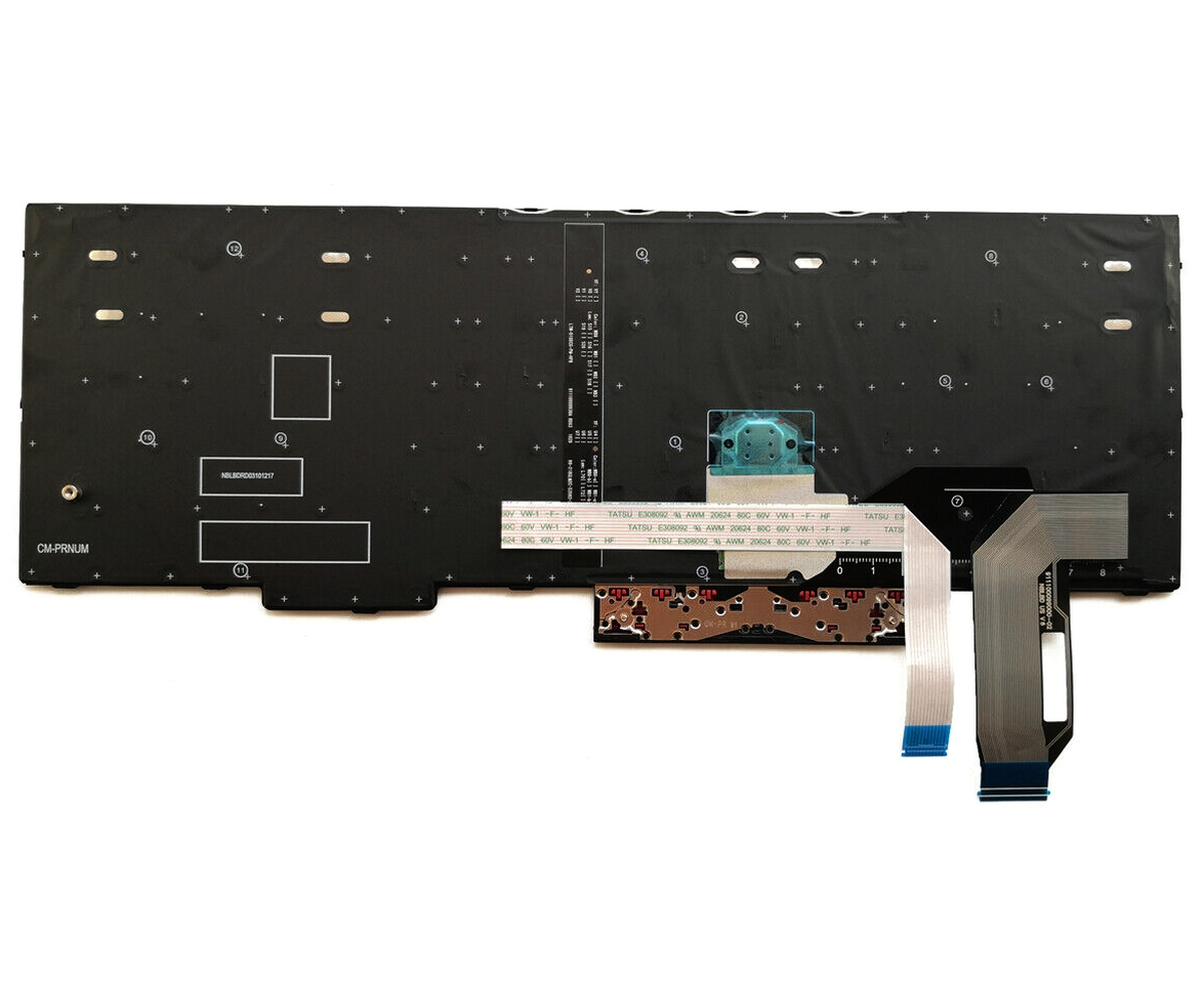 Tastatura Lenovo ThinkPad P72 imagine powerlaptop.ro 2021