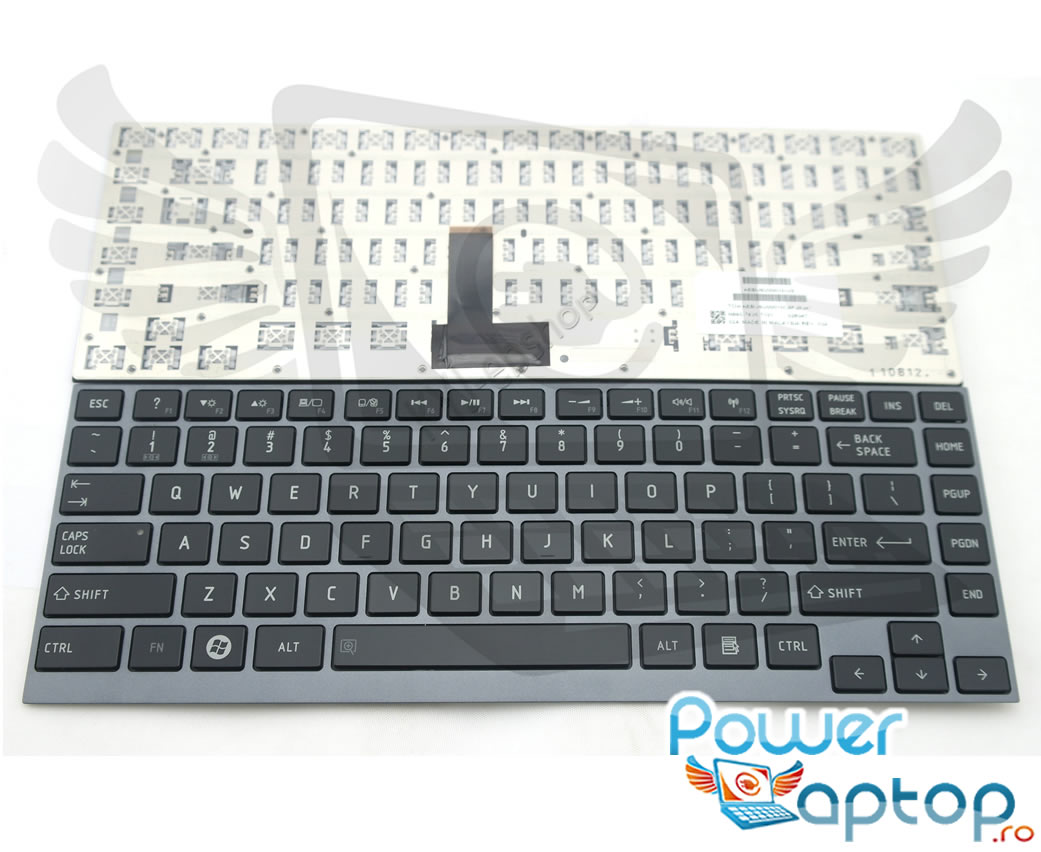 Tastatura Toshiba PSU5XR imagine