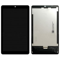 Ansamblu Display LCD  + Touchscreen Huawei MediaPad T3 7.0 WiFi BG2-W09 Negru. Modul Ecran + Digitizer Huawei MediaPad T3 7.0 WiFi BG2-W09 Negru