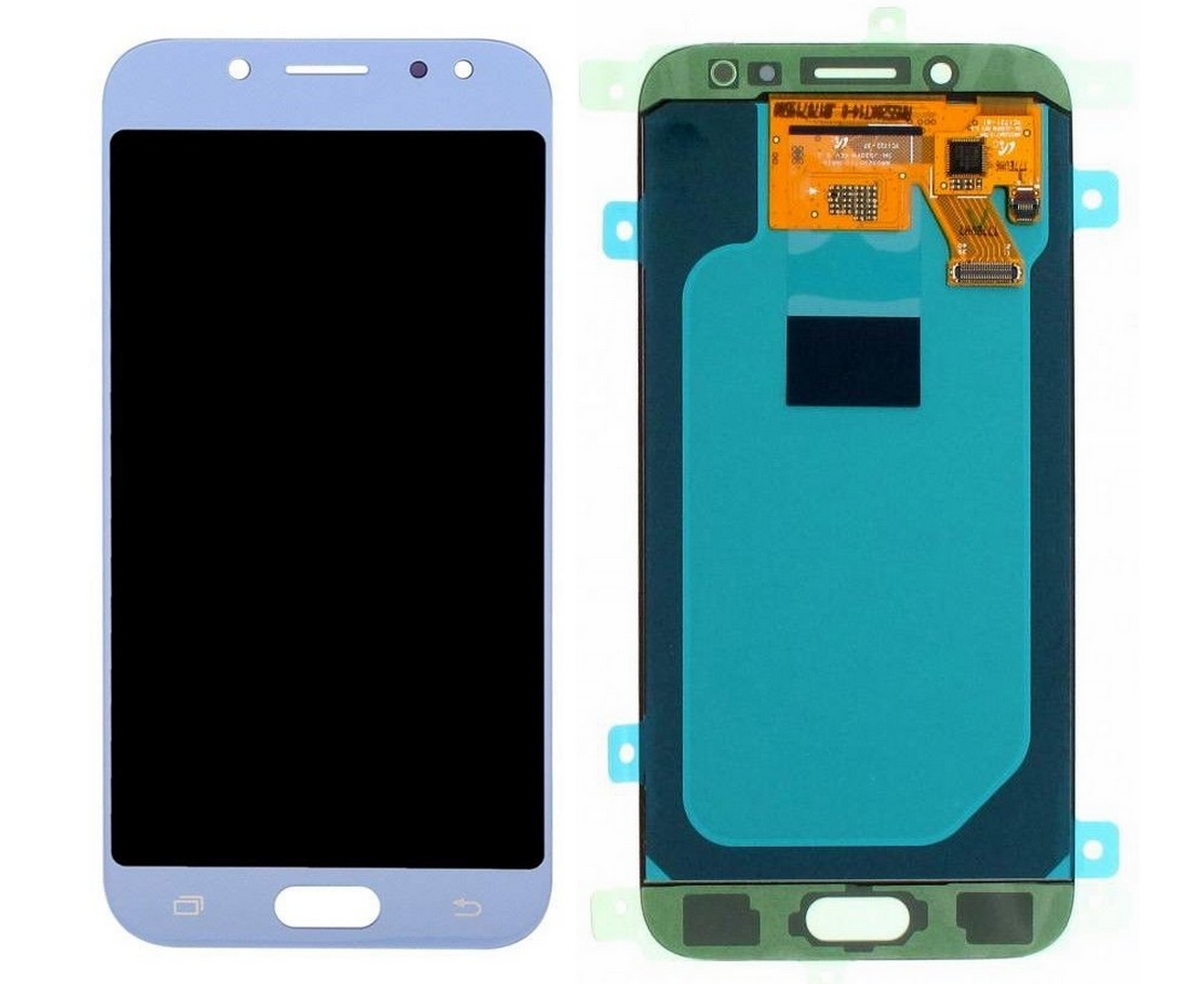 Display Samsung Galaxy J5 2017 J530 Display OLED AAA Light Blue Albastru