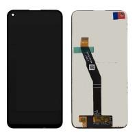 Ansamblu Display LCD + Touchscreen Huawei P40 Lite E ART-L29 Black Negru . Ecran + Digitizer Huawei P40 Lite E ART-L29 Black Negru