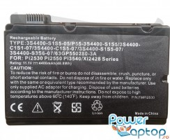 Baterie Fujitsu 3S4400-S3S6-07 . Acumulator Fujitsu 3S4400-S3S6-07 . Baterie laptop Fujitsu 3S4400-S3S6-07 . Acumulator laptop Fujitsu 3S4400-S3S6-07 . Baterie notebook Fujitsu 3S4400-S3S6-07