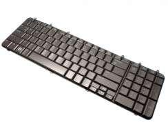 Tastatura HP Pavilion dv7 1110 maro. Keyboard HP Pavilion dv7 1110 maro. Tastaturi laptop HP Pavilion dv7 1110 maro. Tastatura notebook HP Pavilion dv7 1110 maro