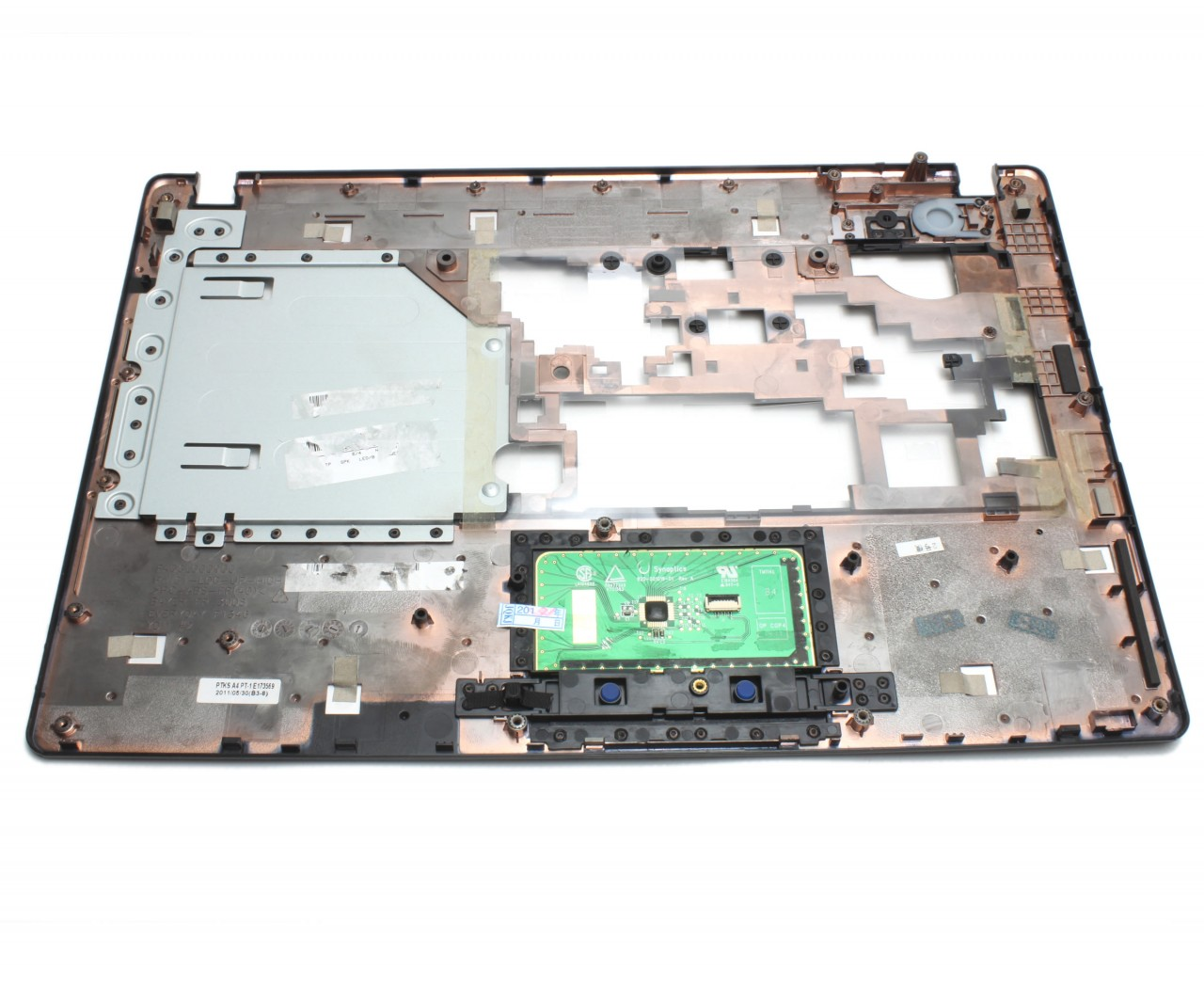 Palmrest Lenovo G470 Negru cu touchpad imagine powerlaptop.ro 2021