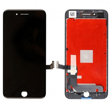 Ansamblu Display LCD + Touchscreen Apple iPhone 8s Negru Black High Copy Calitate A+. Ecran + Digitizer Apple iPhone 8s Negru Black High Copy Calitate A+