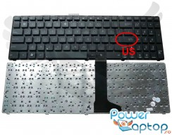 Tastatura Asus  U52. Keyboard Asus  U52. Tastaturi laptop Asus  U52. Tastatura notebook Asus  U52