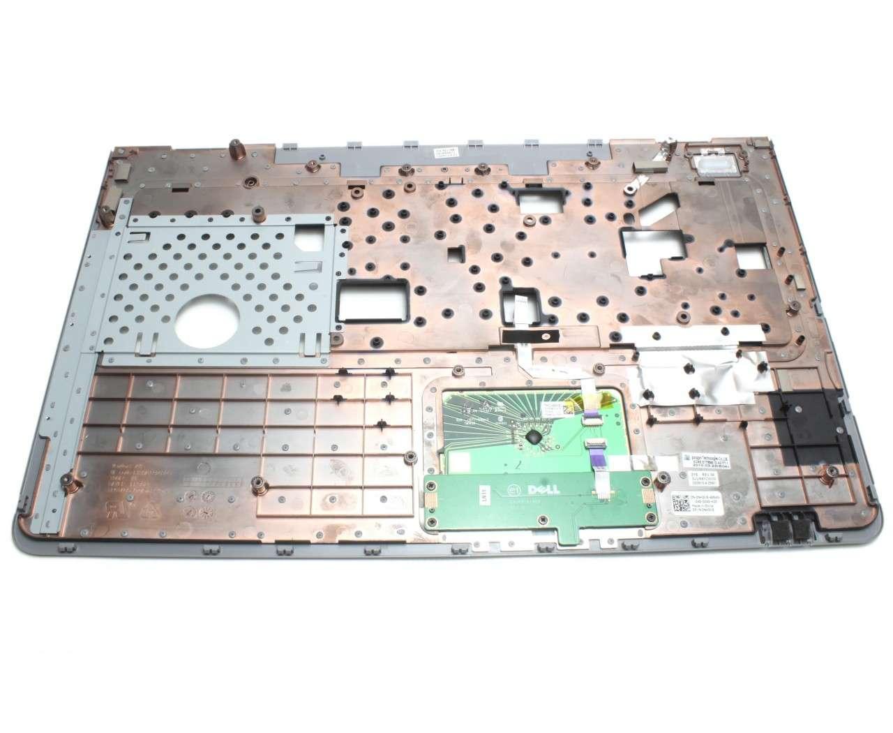 Palmrest Dell Inspiron N7010 Metalic cu touchpad imagine powerlaptop.ro 2021