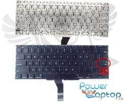 Tastatura Apple MacBook Air A1370 2011. Keyboard Apple MacBook Air A1370 2011. Tastaturi laptop Apple MacBook Air A1370 2011. Tastatura notebook Apple MacBook Air A1370 2011
