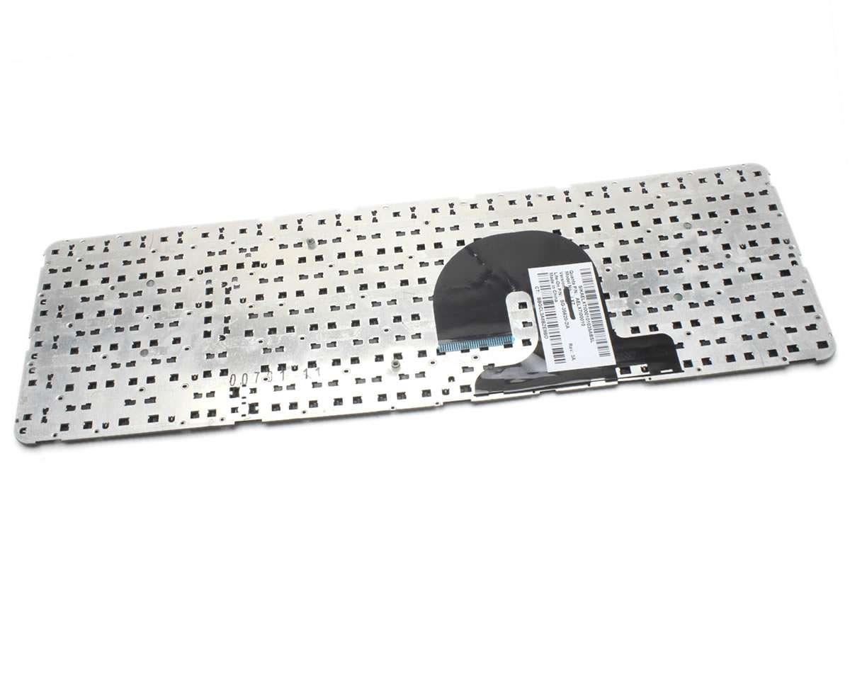 Tastatura HP Pavilion dv7 5000 layout UK fara rama enter mare imagine powerlaptop.ro 2021
