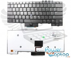 Tastatura Dell Latitude E4300 iluminata backlit. Keyboard Dell Latitude E4300 iluminata backlit. Tastaturi laptop Dell Latitude E4300 iluminata backlit. Tastatura notebook Dell Latitude E4300 iluminata backlit