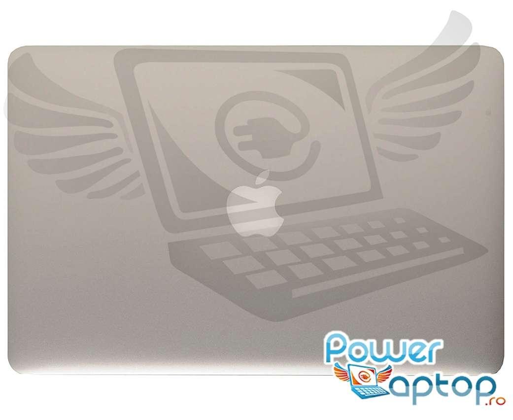 Ansamblu superior display si carcasa Apple MacBook Air 13 A1466 2014 imagine powerlaptop.ro 2021