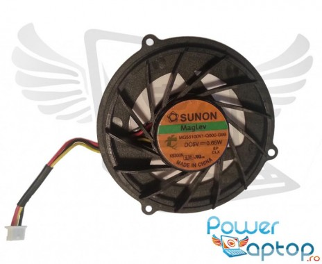 Cooler laptop Acer Aspire 4930. Ventilator procesor Acer Aspire 4930. Sistem racire laptop Acer Aspire 4930