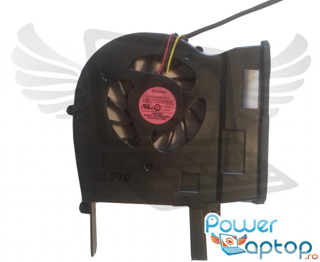 Cooler laptop Sony Vaio VGN CS115 imagine