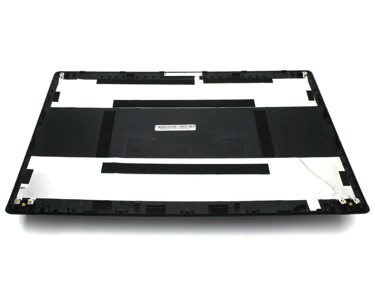 Capac Display BackCover Asus K53 Carcasa Display Neagra imagine