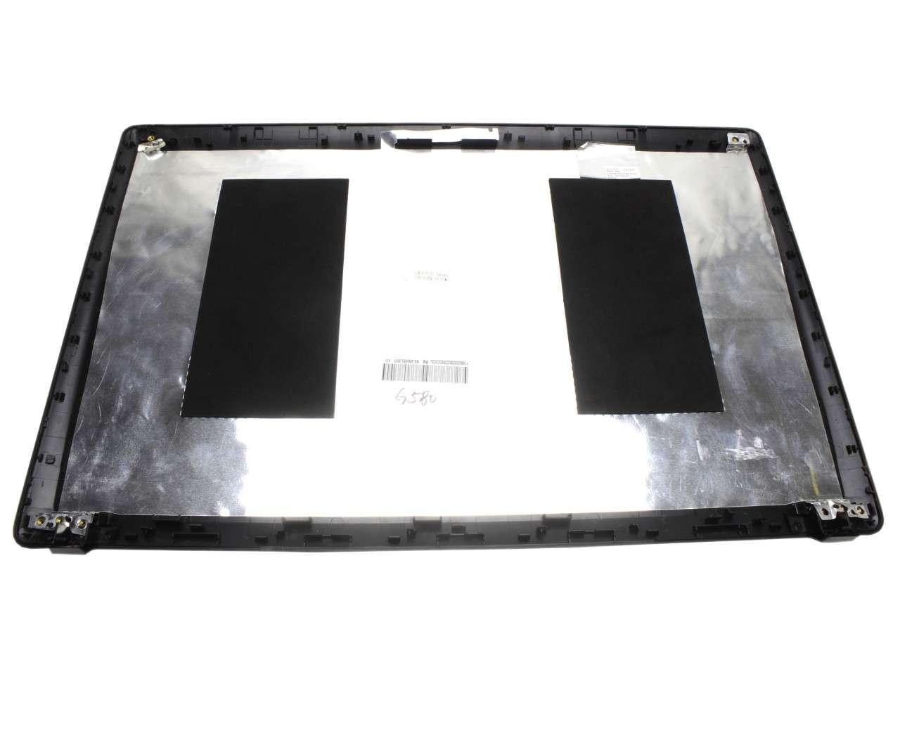 Capac Display BackCover Lenovo G580 Carcasa Display Neagra Varianta 1 imagine powerlaptop.ro 2021