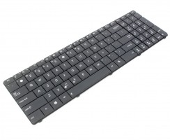 Tastatura Asus X54C cu suruburi. Keyboard Asus X54C cu suruburi. Tastaturi laptop Asus X54C cu suruburi. Tastatura notebook Asus X54C cu suruburi