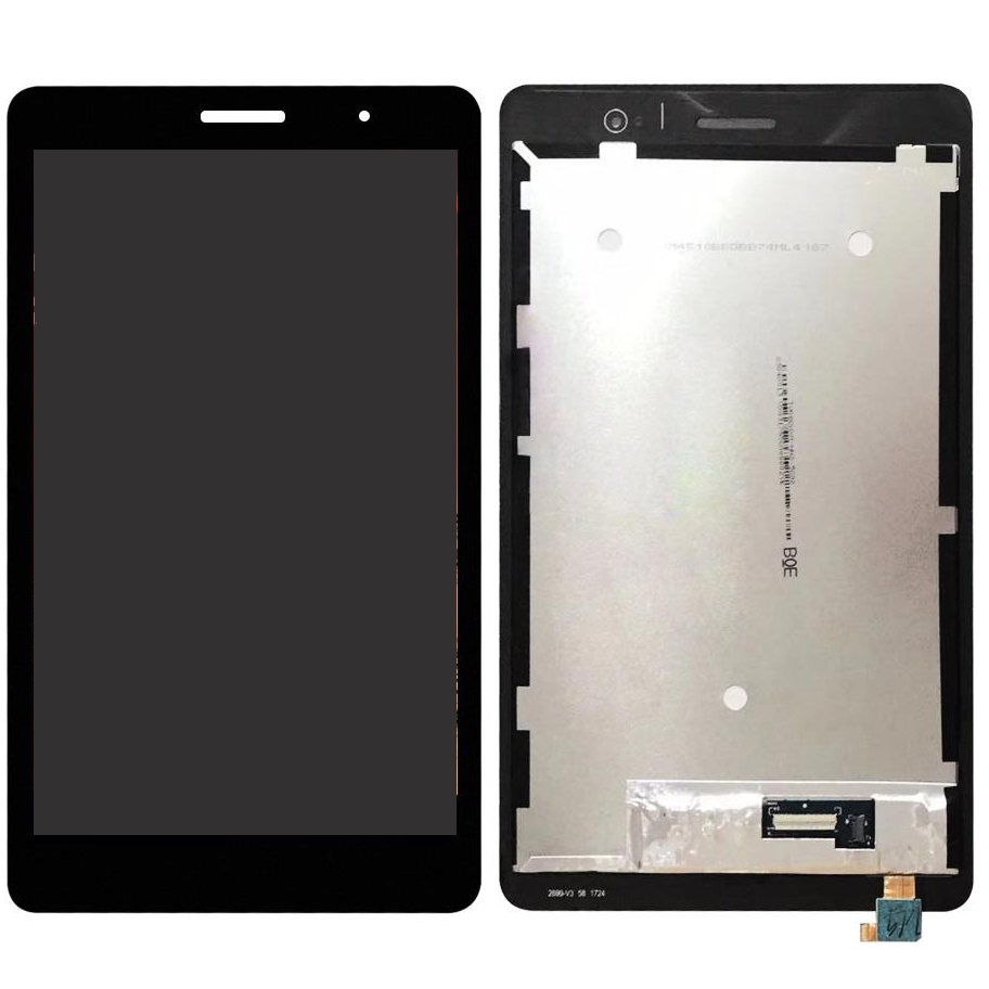 Ansamblu LCD Display Touchscreen Huawei MediaPad T3 8.0 KOB L09 Negru imagine powerlaptop.ro 2021