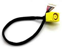 Mufa alimentare Lenovo  50.4TE08.031 cu fir . DC Jack Lenovo  50.4TE08.031 cu fir