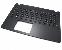 Tastatura Asus Pro P2520LJ Neagra cu Palmrest Negru. Keyboard Asus Pro P2520LJ Neagra cu Palmrest Negru. Tastaturi laptop Asus Pro P2520LJ Neagra cu Palmrest Negru. Tastatura notebook Asus Pro P2520LJ Neagra cu Palmrest Negru