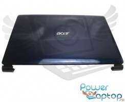 Carcasa Display Acer Aspire 7738G. Cover Display Acer Aspire 7738G. Capac Display Acer Aspire 7738G Albastra
