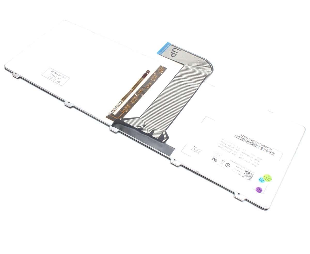 Tastatura Dell Inspiron 14R N4110 iluminata backlit imagine powerlaptop.ro 2021
