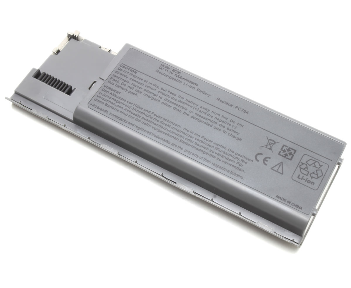 Baterie Dell 0RD301 6 celule imagine powerlaptop.ro 2021