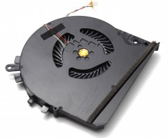 Cooler procesor CPU laptop HP L57170-001. Ventilator procesor HP L57170-001.