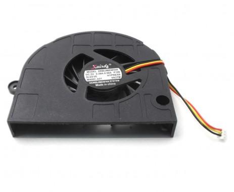 Cooler laptop eMachines  E729Z. Ventilator procesor eMachines  E729Z. Sistem racire laptop eMachines  E729Z