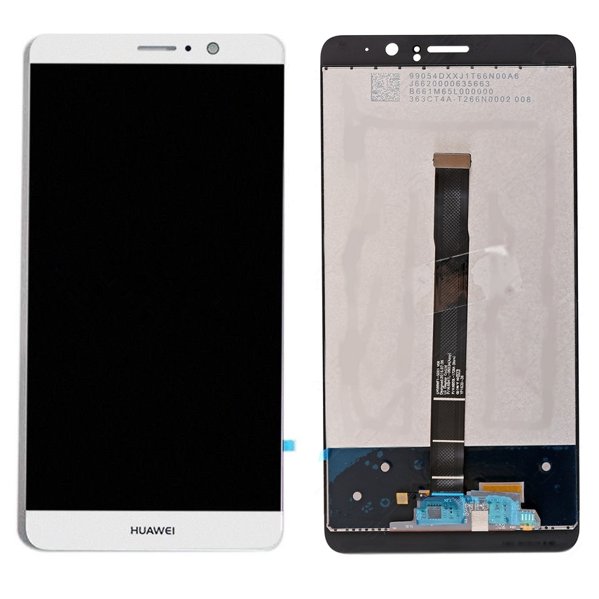 Display Huawei Mate 9 MHA L29 White Alb imagine