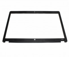 Bezel Front Cover HP  2000. Rama Display HP  2000 Neagra