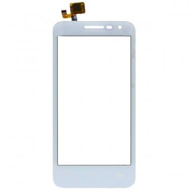 Touchscreen Digitizer Alcatel Pop D5 OT-5038D Alb. Geam Sticla Smartphone Telefon Mobil Alcatel Pop D5 OT-5038D Alb
