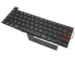 Tastatura Apple A2141 iluminata. Keyboard Apple A2141. Tastaturi laptop Apple A2141. Tastatura notebook Apple A2141