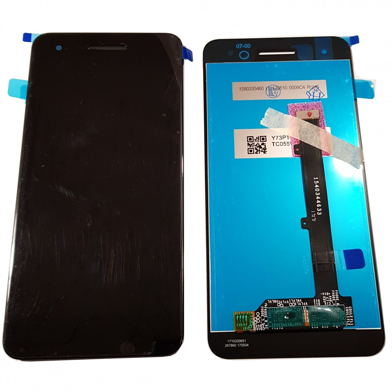 Display Vodafone Smart V8 VFD 710 imagine powerlaptop.ro 2021