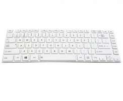 Tastatura Toshiba Satellite C45 A Alba. Keyboard Toshiba Satellite C45 A Alba. Tastaturi laptop Toshiba Satellite C45 A Alba. Tastatura notebook Toshiba Satellite C45 A Alba