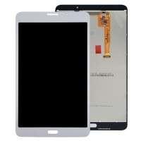 Ansamblu Display LCD  + Touchscreen Samsung Galaxy Tab A 7 2016 T285  Alb. Modul Ecran + Digitizer Samsung Galaxy Tab A 7 2016 T285 Alb