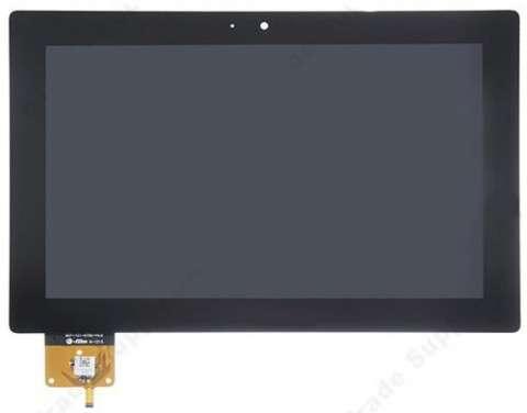 Ansamblu Display LCD  + Touchscreen Vodafone Smart Tab 3 10 inch. Modul Ecran + Digitizer Vodafone Smart Tab 3 10 inch
